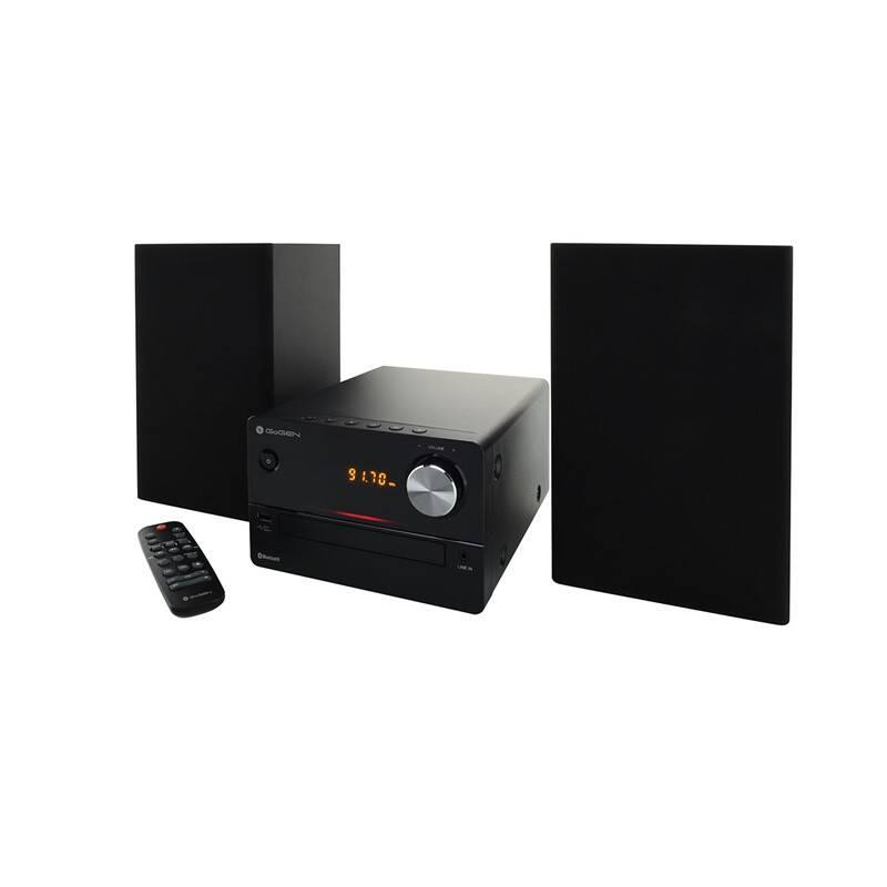 Mikro HiFi systém GoGEN MSC 372 BT U čierny + Doprava zadarmo