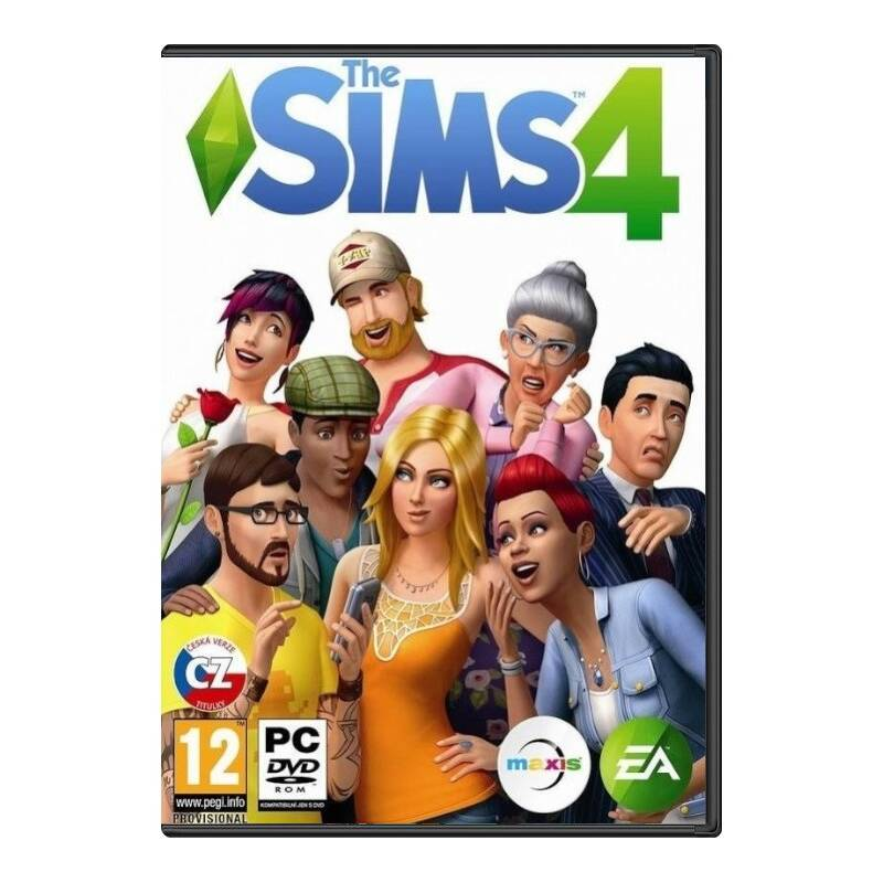 Hra EA PC THE SIMS 4 Standard Edition (EAPC051400)