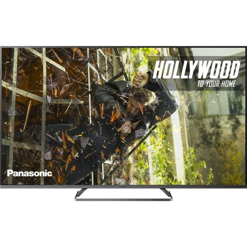 Televízor Panasonic TX-65HX810E čierna/strieborná + Doprava zadarmo