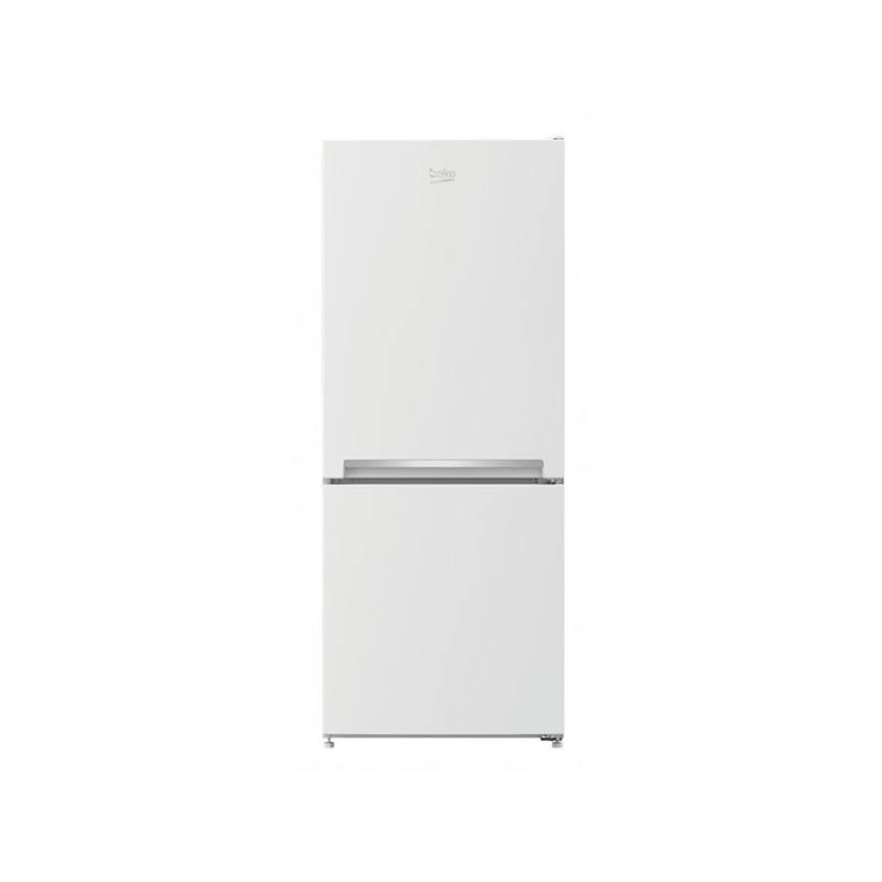 Kombinácia chladničky s mrazničkou Beko RCSA 210 K20W biela + dodatočná zľava 10 %