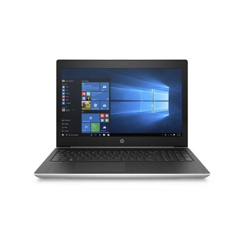Notebook HP ProBook 450 G5 (3DN49ES#BCM) čierny/strieborný Software F-Secure SAFE, 3 zařízení / 6 měsíců (zdarma) + Doprava zadarmo