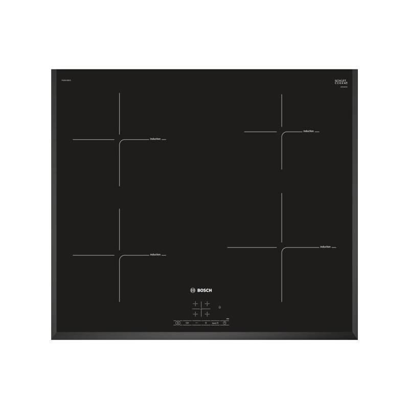 Indukční varná deska Bosch PIE651BB1E černá