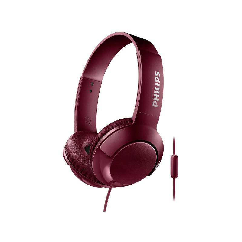 Sluchátka Philips SHL3075RD (SHL3075RD/00) červená