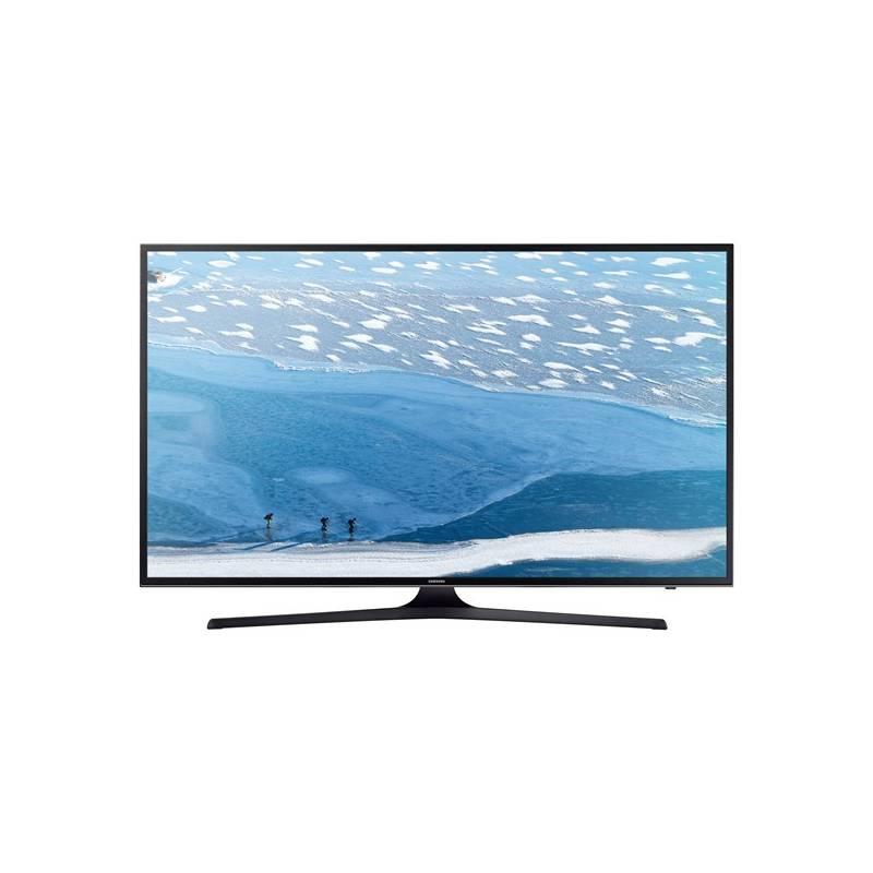 Televízor Samsung UE50KU6072 čierna + Doprava zadarmo