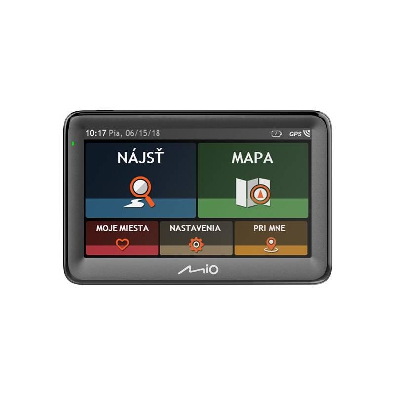 Navigačný systém GPS Mio Pilot 15 LM 45 EU čierna