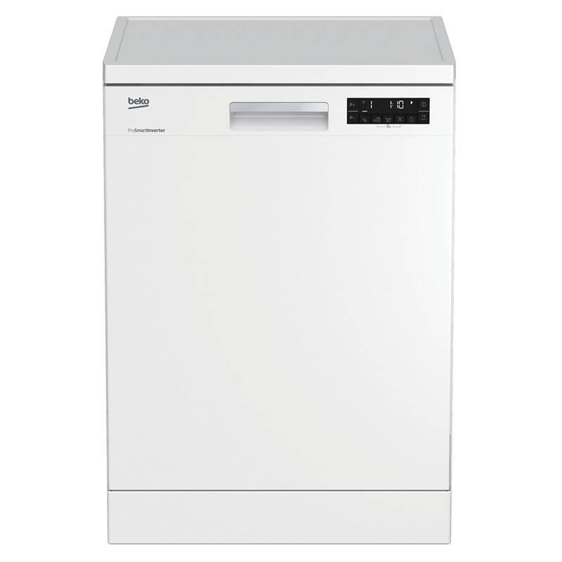 Umývačka riadu Beko DFN 26422 W biela + Doprava zadarmo