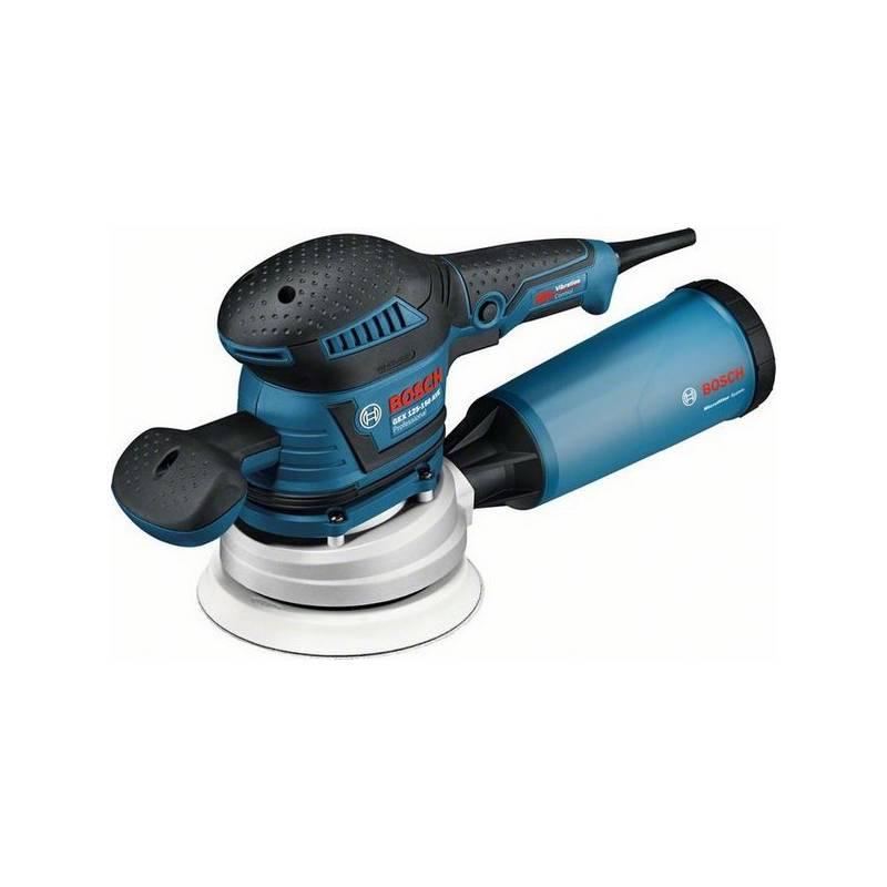 Vibračná brúska Bosch GEX 125-150AVE , L-BOXX