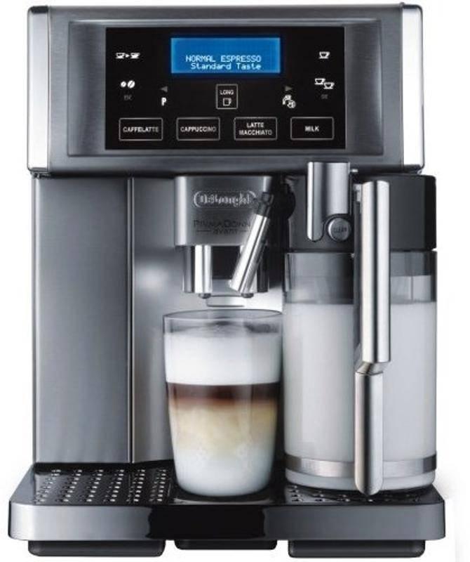 Espresso DeLonghi PrimaDonna ESAM6700 nerez + Doprava zadarmo