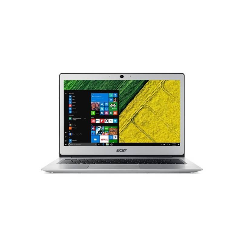 Notebook Acer Swift 1 (SF113-31-P29T) (NX.GP1EC.004) strieborný Software F-Secure SAFE 6 měsíců pro 3 zařízení (zdarma) + Doprava zadarmo