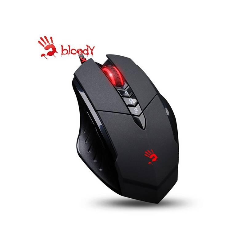 Myš A4Tech Bloody V7 Ultra Core 3 (V7MA) černá