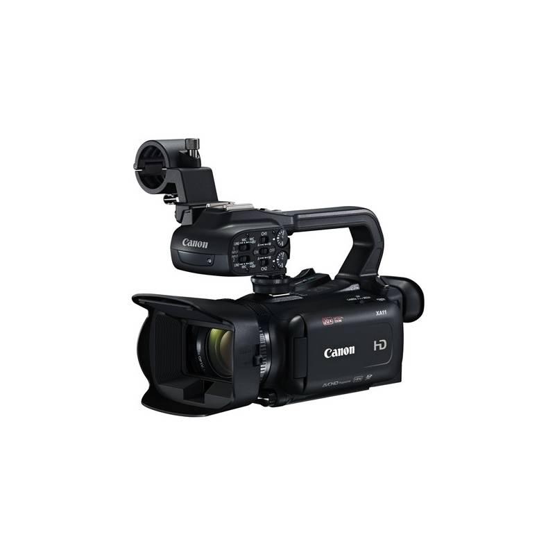 Videokamera Canon XA11 (2218C006) čierna + Doprava zadarmo
