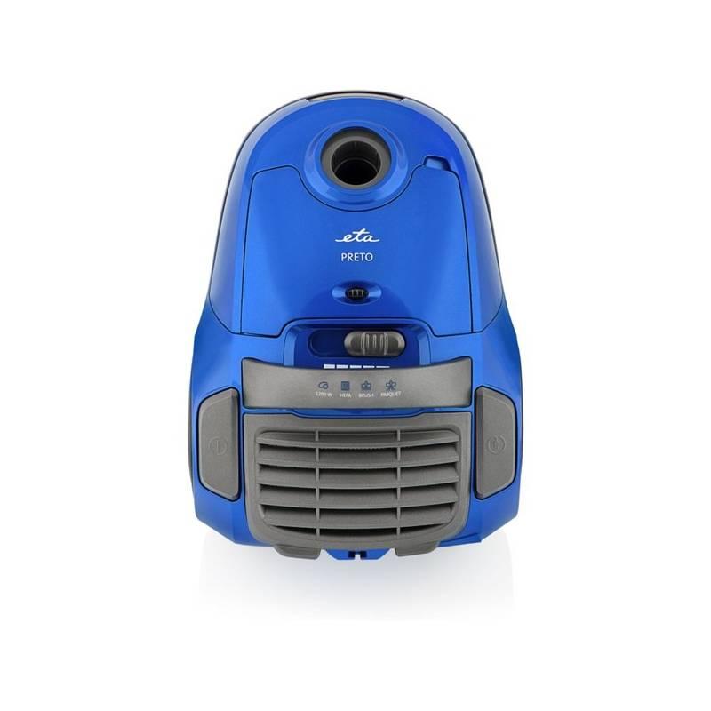 Vysávač podlahový ETA Preto 1487 90010 modrý