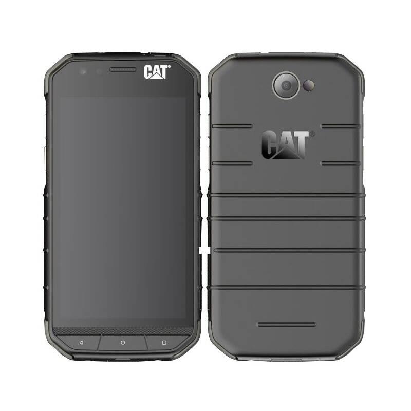 Mobilný telefón Caterpillar S31 Dual SIM (S31) čierny