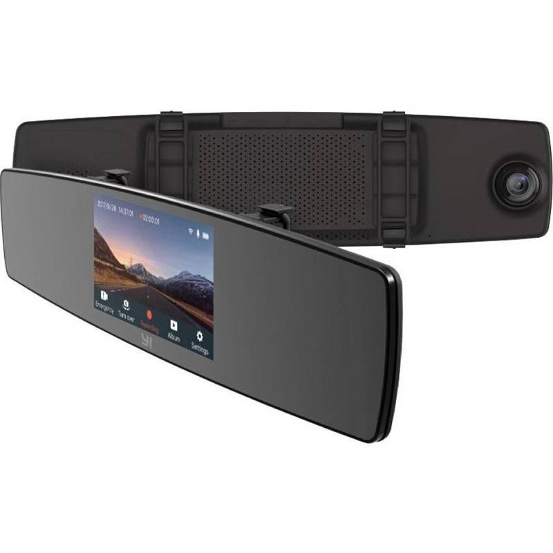 Autokamera YI Technology YI Mirror Dash Camera čierna