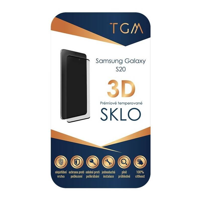 Ochranné sklo TGM 3D pro Samsung Galaxy S20 (TGMSAMS20)