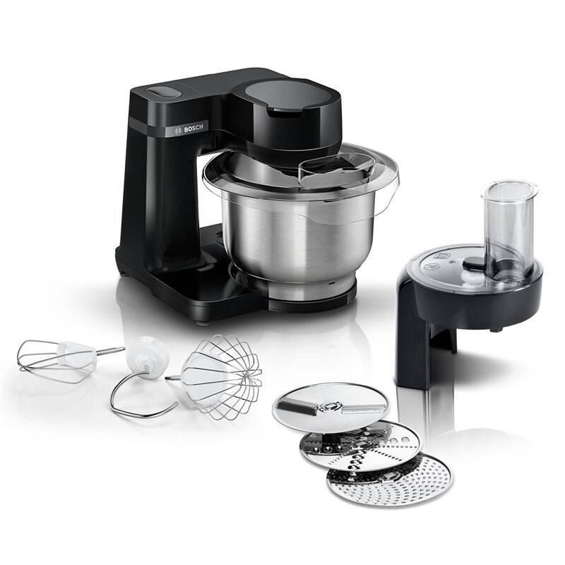 Kuchynský robot Bosch MUM Serie 2 MUMS2EB01 čierny
