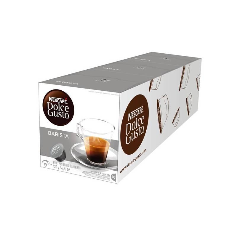 Kapsule pre espressa Nescafé Dolce Gusto Espresso Barista 3 balení