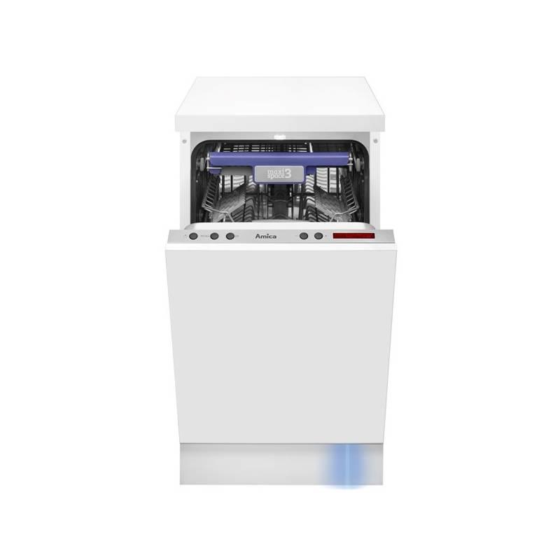 Umývačka riadu Amica MI 428 AEBLDS + Doprava zadarmo