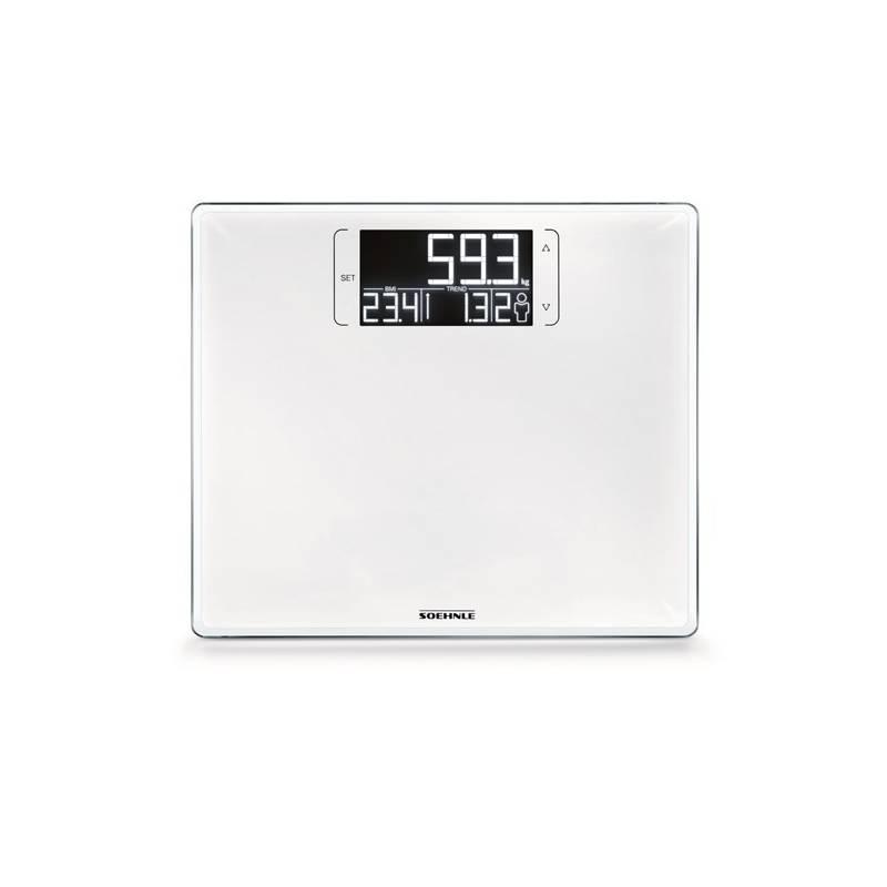 Osobná váha Soehnle Style Sense Multi 200 (63863) biela