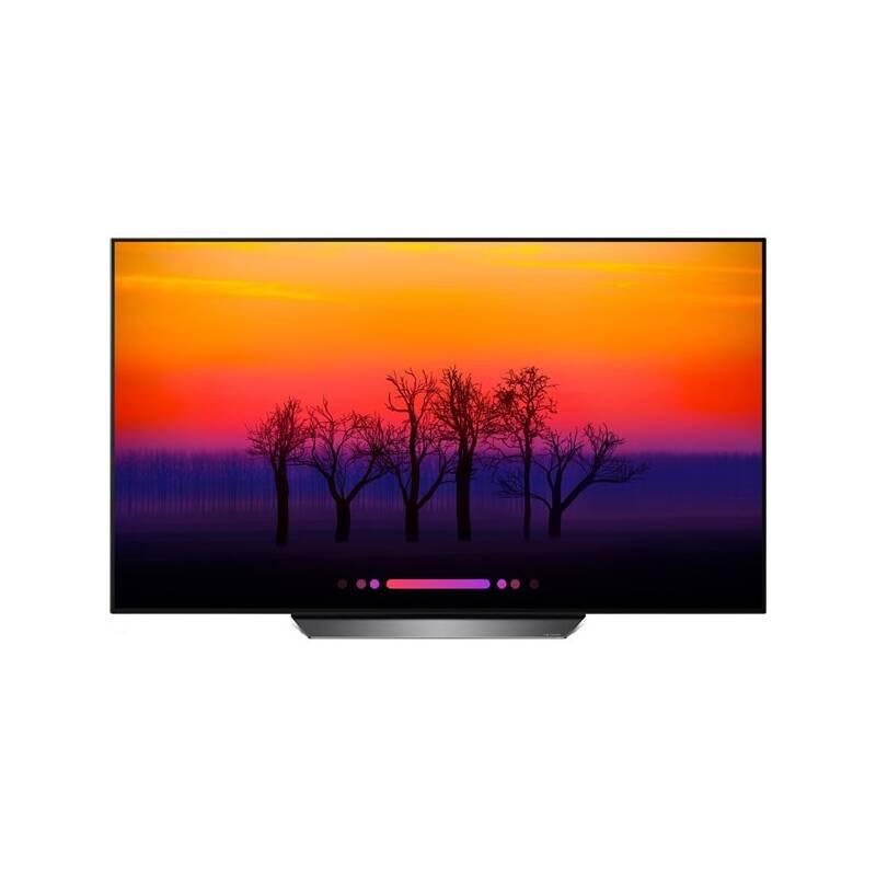 Televízor LG OLED55B8PLA Titanium + Doprava zadarmo
