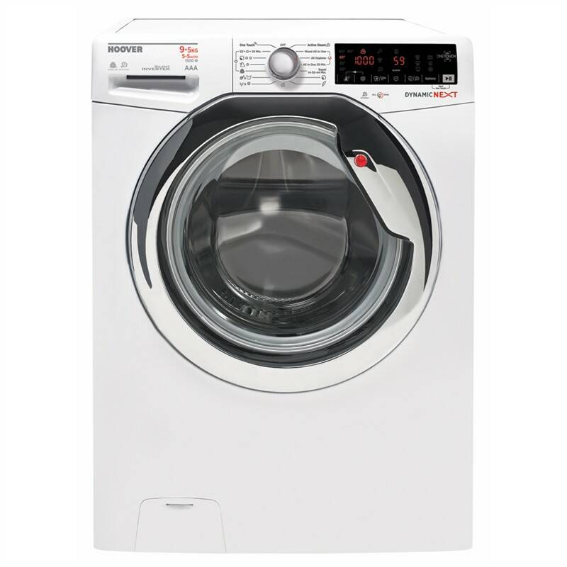 Automatická pračka se sušičkou Hoover WDXOA 595AHC/5-S bílá