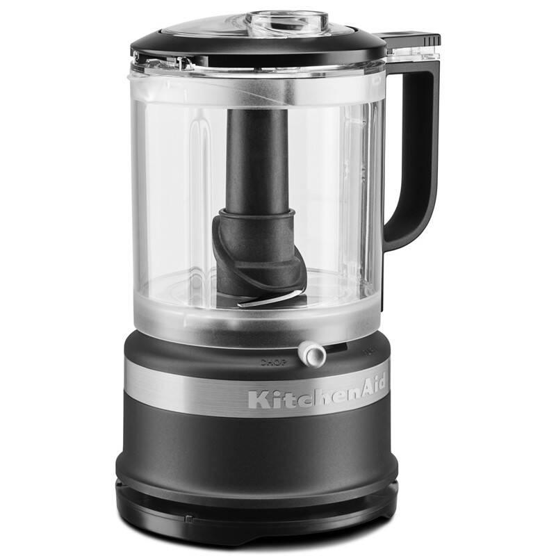 Kuchynský robot KitchenAid 5KFC0516EBM čierny + Doprava zadarmo