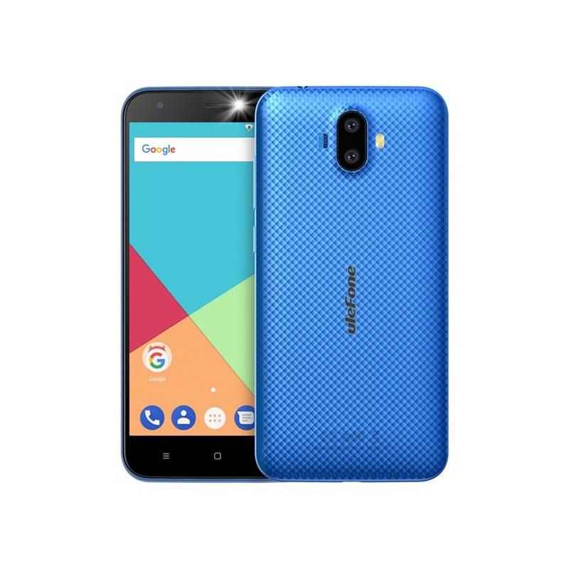 Mobilný telefón UleFone S7 Dual SIM (6937748731542) modrý Software F-Secure SAFE, 3 zařízení / 6 měsíců (zdarma)