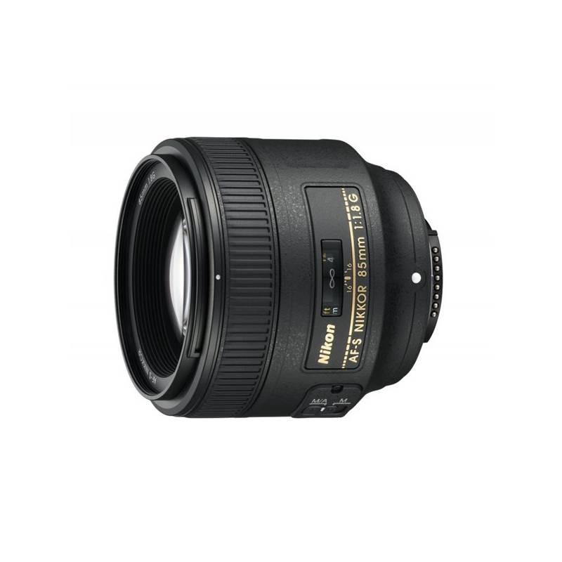 Objektív Nikon 85mm f/1.8G AF-S NIKKOR