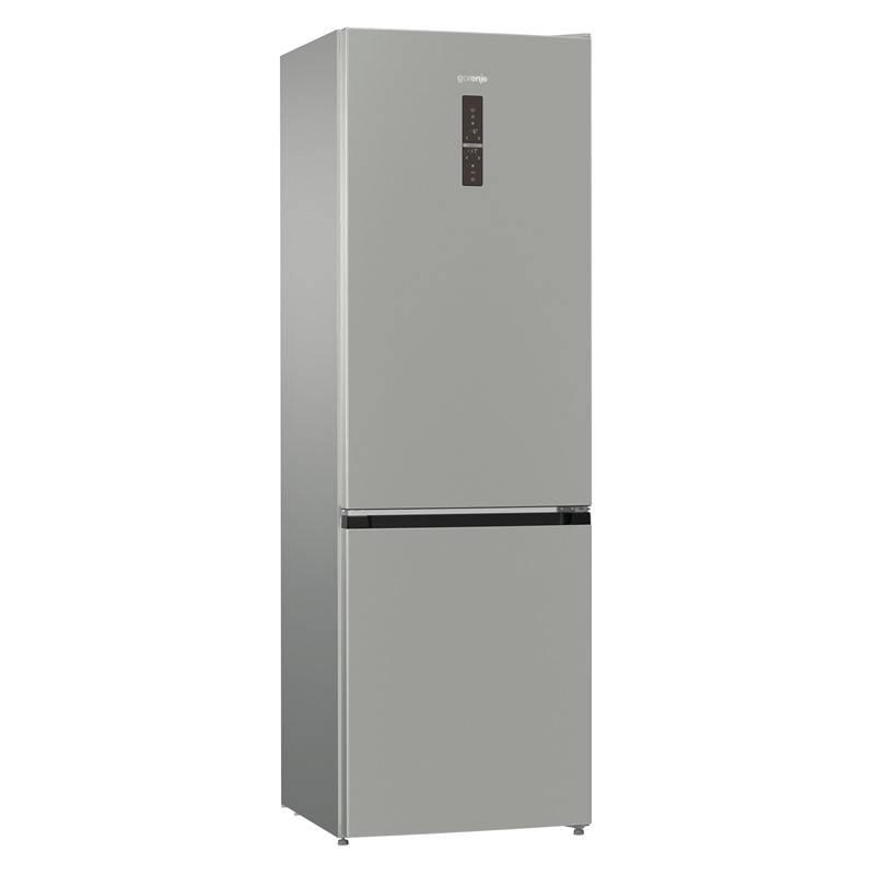 Kombinácia chladničky s mrazničkou Gorenje NRK6193TX4 nerez + Doprava zadarmo