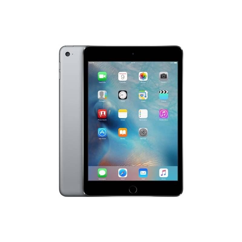 Tablet Apple iPad mini 4 Wi-Fi 128 GB - Space Gray (mk9n2fd/a) Software F-Secure SAFE 6 měsíců pro 3 zařízení (zdarma) + Doprava zadarmo