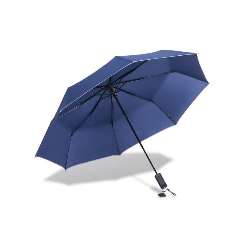 Selfie tyč Papaler P102 s deštníkem (P102) modrý