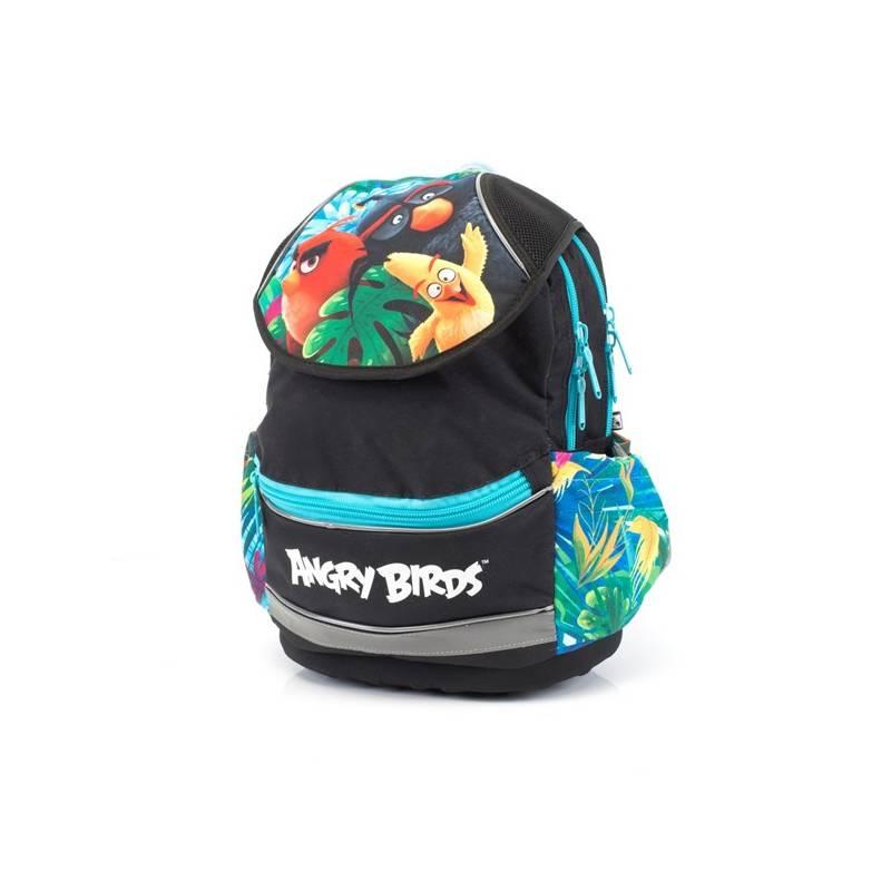 Batoh školní P + P Karton anatomický PLUS Angry Birds Movie  bb657797f3