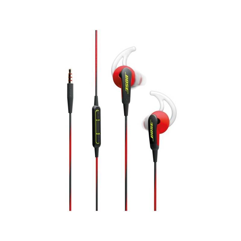 Slúchadlá Bose SoundSport IE Apple - power red (B 741776-0040)
