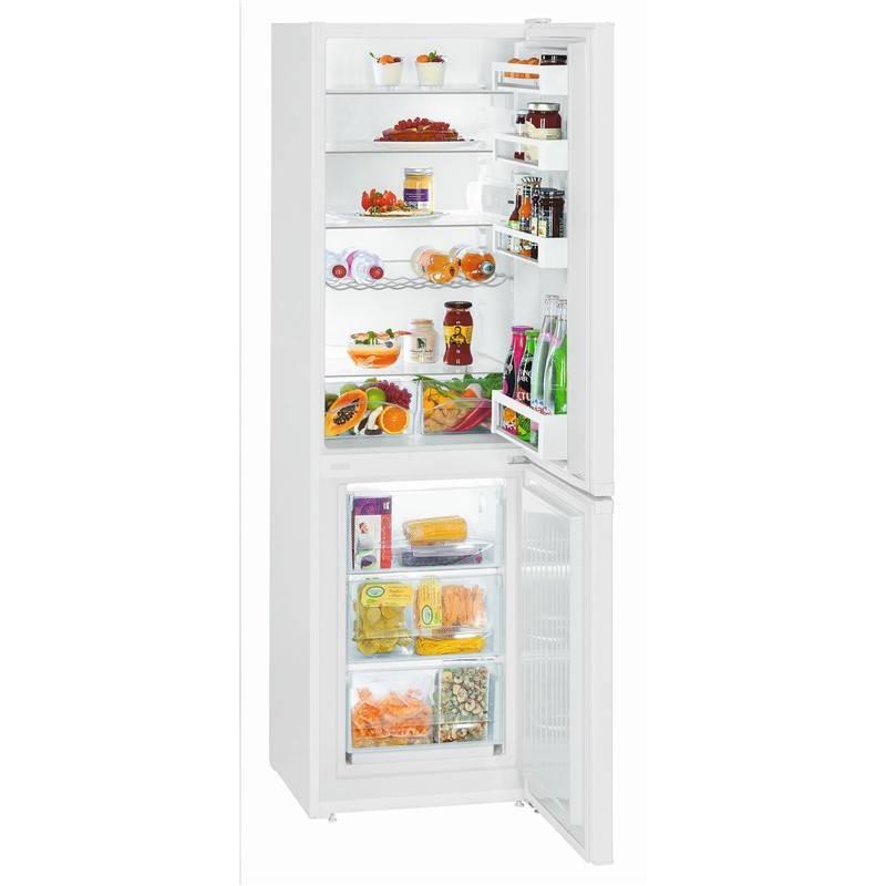 Kombinácia chladničky s mrazničkou Liebherr CU 3331 biela + Doprava zadarmo