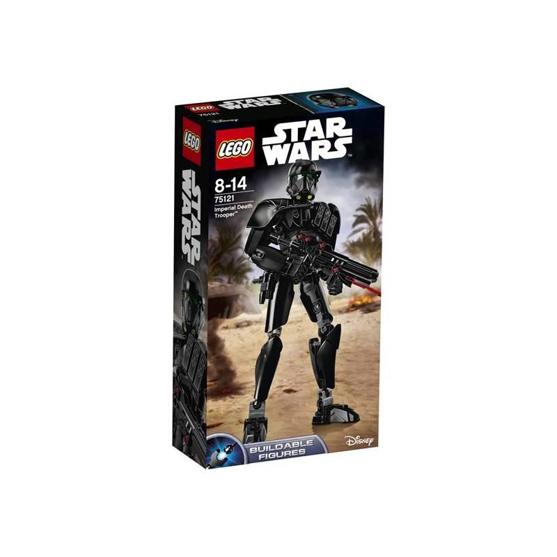 Stavebnica LEGO® STAR WARS 75121 Akční figurky Confidential construction_3