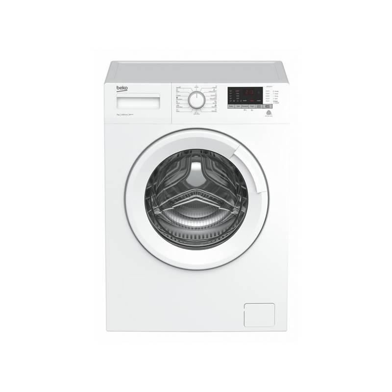 Automatická práčka Beko WRE 7512 XWW (445468) biela