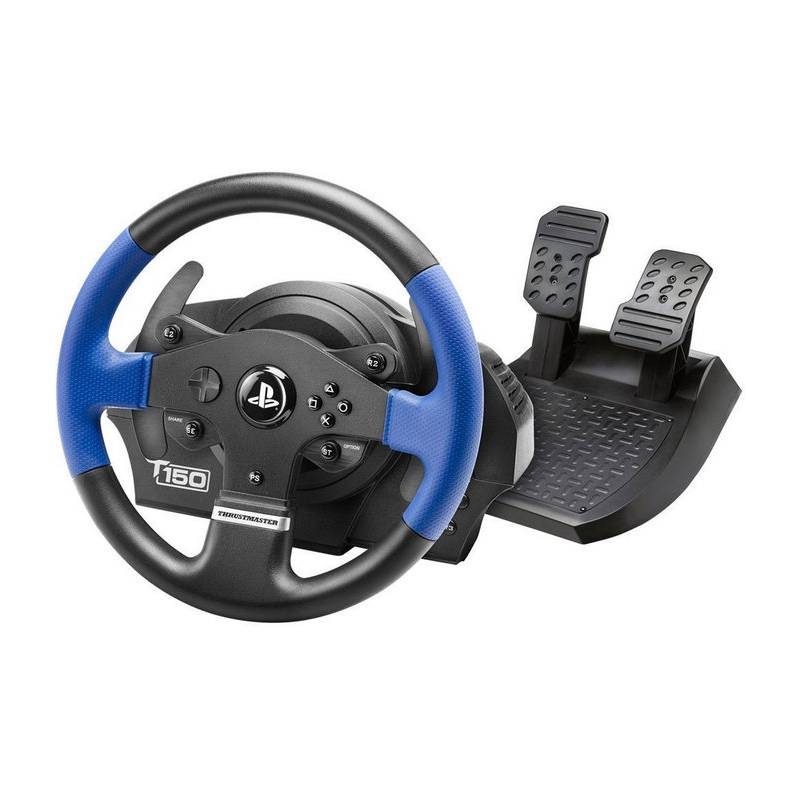 Volant Thrustmaster T150 pro PS4, PS3, PC + pedály (4160628) čierny