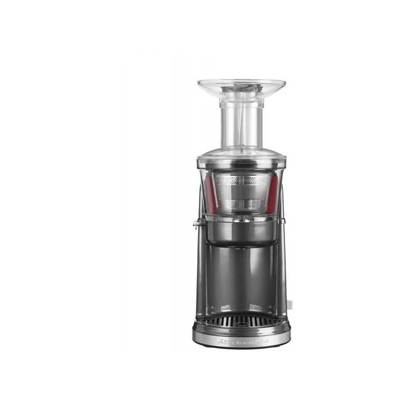 Odšťavovač KitchenAid Artisan 5KVJ0111EMS sivý + Doprava zadarmo