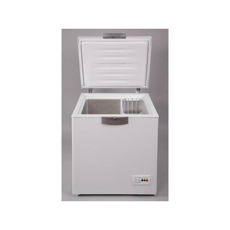 Mraznička Beko HSA 13530 bílá