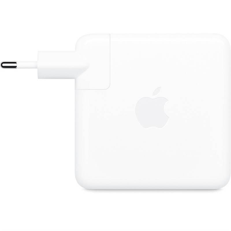 Napájecí adaptér Apple Power Adapter 87W USB-C (MNF82Z/A) bílý