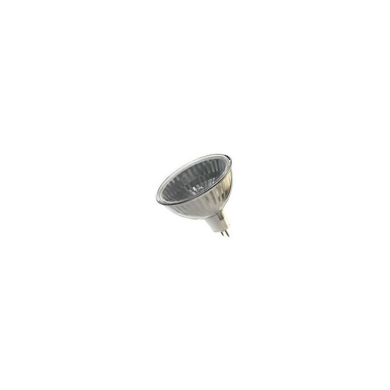 Halogénová žiarovka EMOS bodová, 40W, GU5.3, teplá bílá (ECMR16-40)