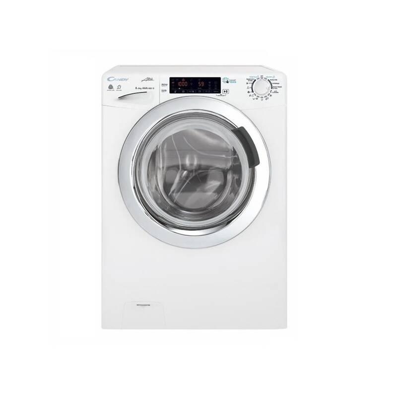 Automatická pračka se sušičkou Candy GVSW 45485TWHC/5S bílá