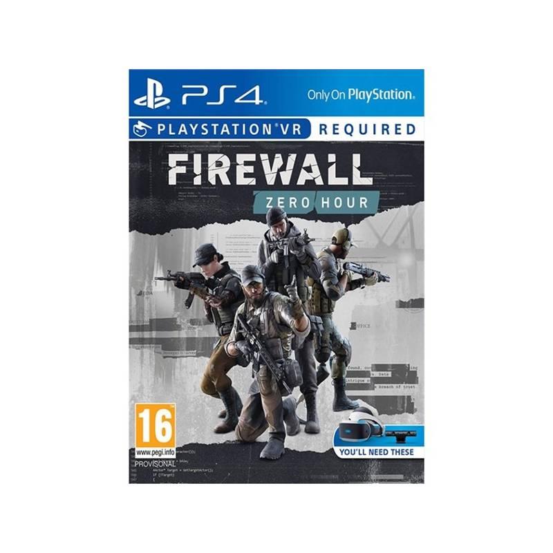 Hra Sony PlayStation VR Firewall (PS719389279)