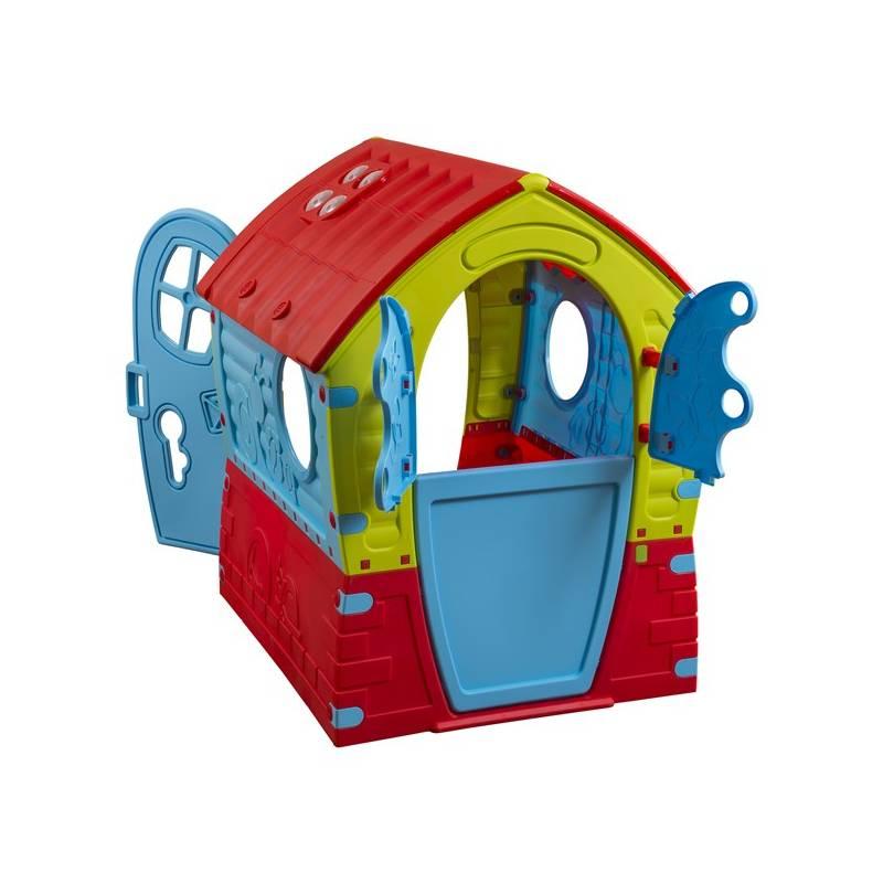 Domek Dla Dzieci Marian Plast 2014 Fairy House Czerwony