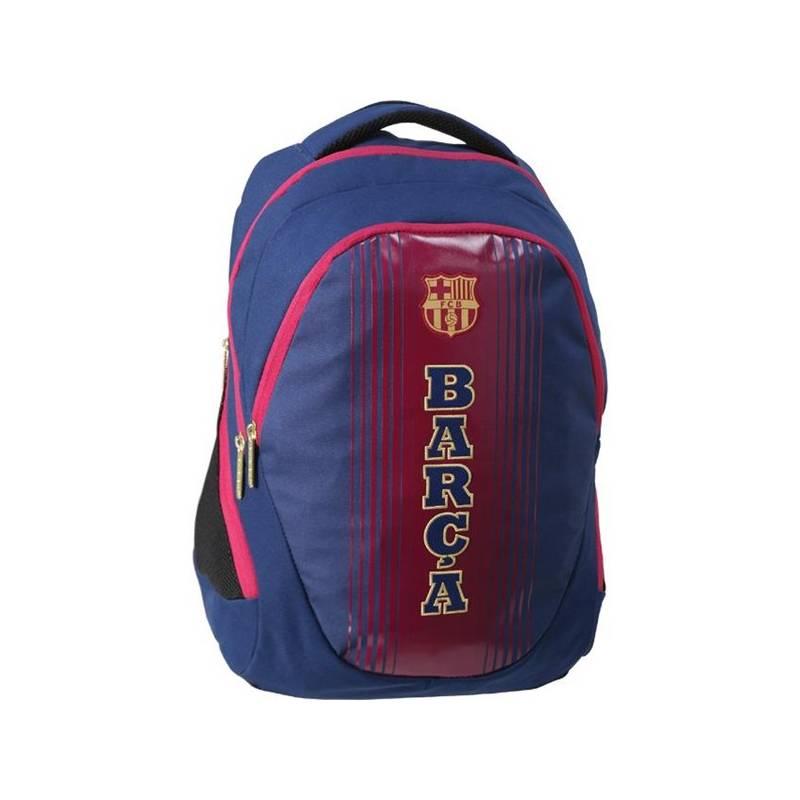 49c646ad3e446 Plecak szkolny Sun Ce FC Barcelona Czerwony Niebieski
