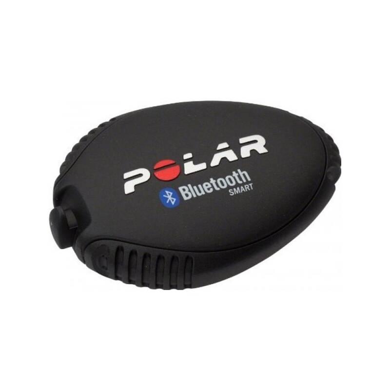 Nožní snímač Polar Bluetooth Smart - černá + Doprava zadarmo
