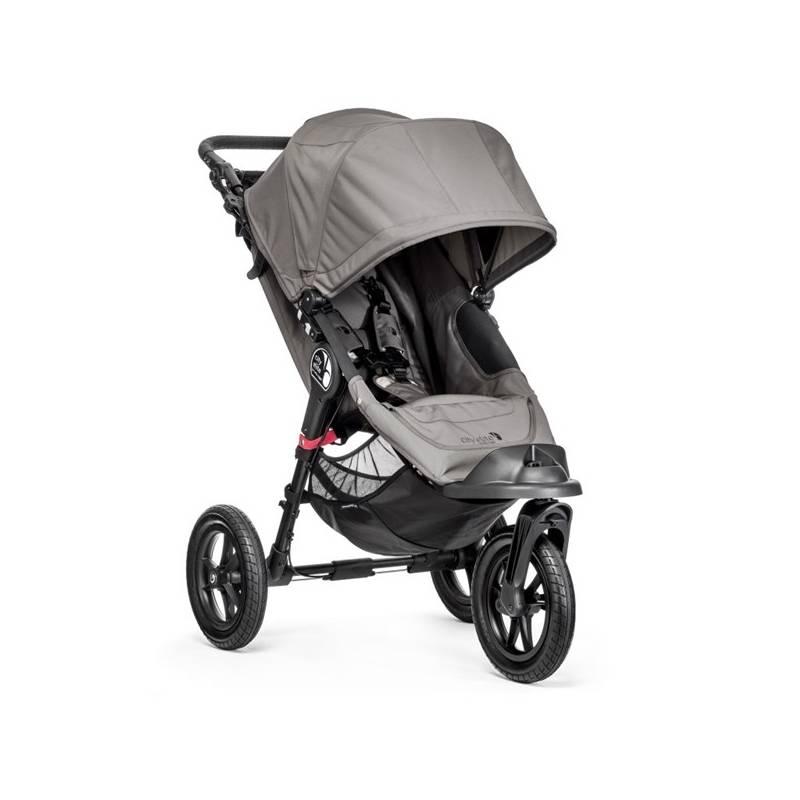 Kočík športový Baby Jogger CITY ELITE 2016 Gray + Doprava zadarmo