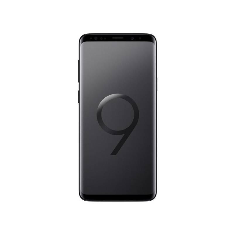 Mobilný telefón Samsung Galaxy S9+ 256GB (G965F) (SM-G965FZKHXEZ) čierny + Doprava zadarmo