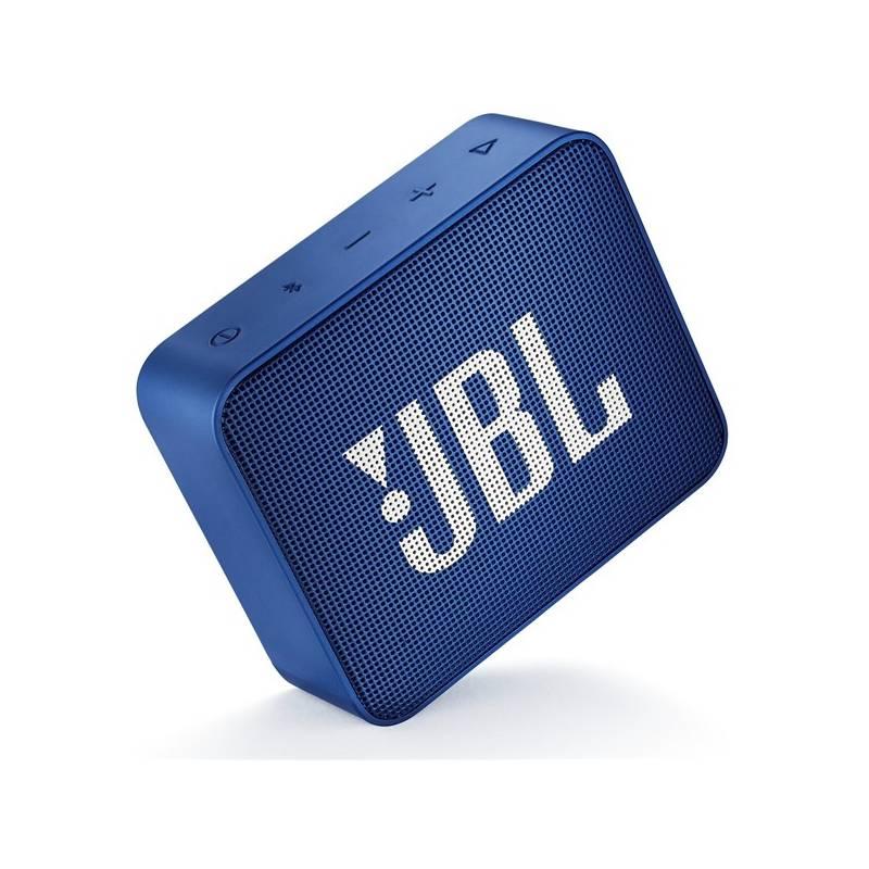 Prenosný reproduktor JBL GO 2 modrý