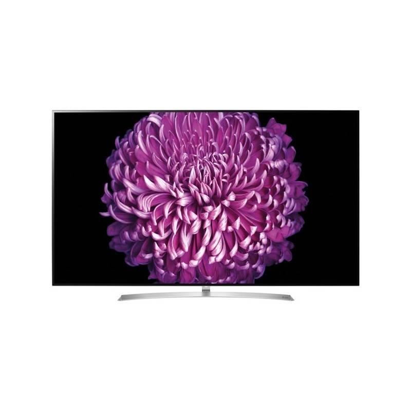 Televízor LG OLED55B7V strieborná + Doprava zadarmo